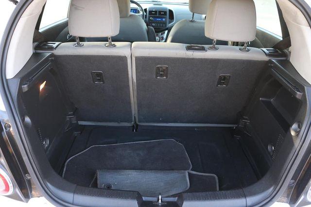 2014 Chevrolet Sonic LS Santa Clarita, CA 28