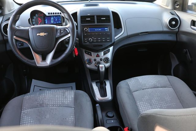 2014 Chevrolet Sonic LS Santa Clarita, CA 7