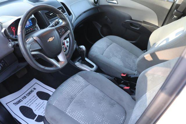 2014 Chevrolet Sonic LS Santa Clarita, CA 8