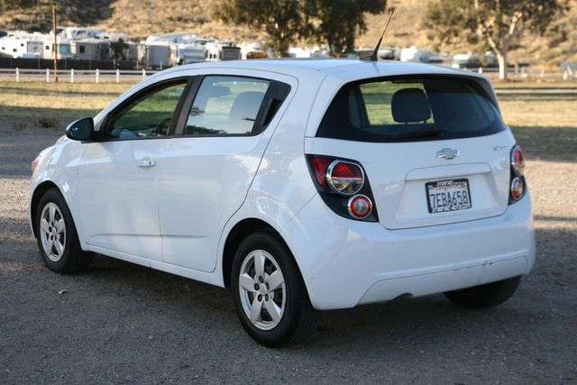2014 Chevrolet Sonic LS Santa Clarita, CA 5