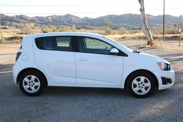 2014 Chevrolet Sonic LS Santa Clarita, CA 12