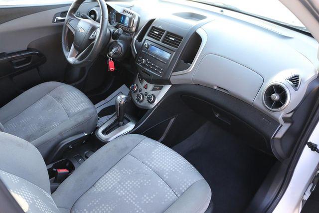 2014 Chevrolet Sonic LS Santa Clarita, CA 9