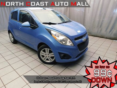 2014 Chevrolet Spark LS in Cleveland, Ohio