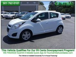 2014 Chevrolet Spark LT | Hot Springs, AR | Central Auto Sales in Hot Springs AR