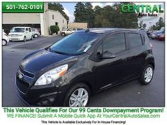 2014 Chevrolet Spark LS | Hot Springs, AR | Central Auto Sales in Hot Springs AR