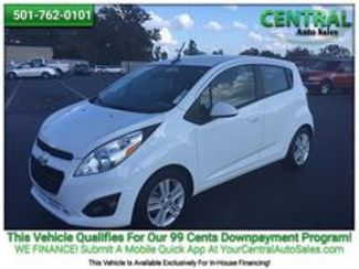 2014 Chevrolet Spark LS   Hot Springs, AR   Central Auto Sales in Hot Springs AR