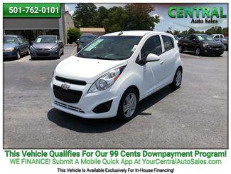 2014 Chevrolet Spark LT | Hot Springs, AR | Central Auto Sales in Hot Springs AR