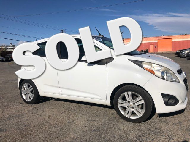 2014 Chevrolet Spark LT CAR PROS AUTO CENTER (702) 405-9905 Las Vegas, Nevada