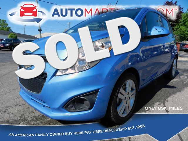 2014 Chevrolet Spark LT in Nashville, Tennessee 37211