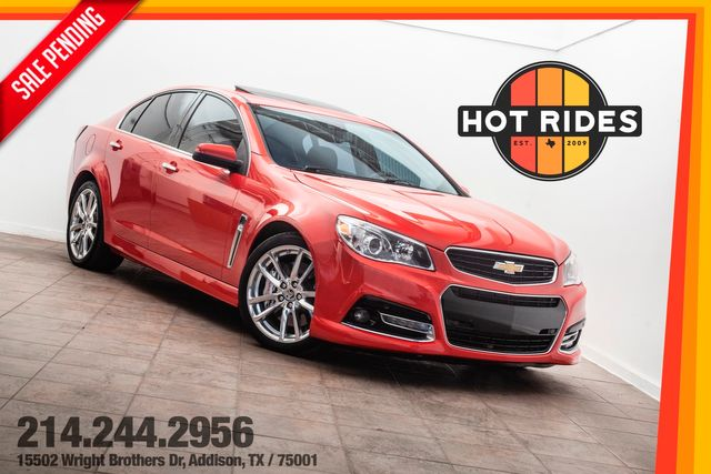 2014 Chevrolet SS Sedan Supercharged & Cammed