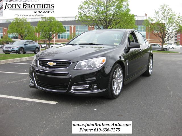 2014 Sold Chevrolet SS Sedan Conshohocken, Pennsylvania