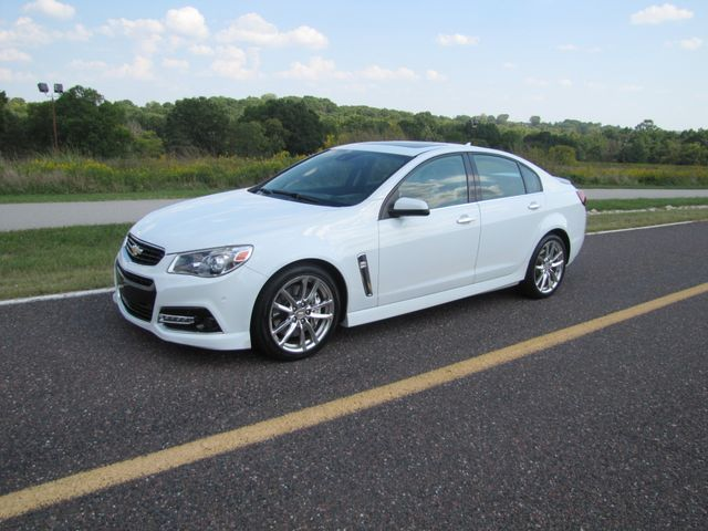 2014 Chevrolet SS Sedan St. Louis, Missouri 1