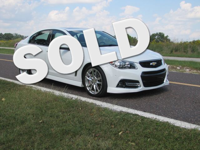 2014 Chevrolet SS Sedan St. Louis, Missouri 0