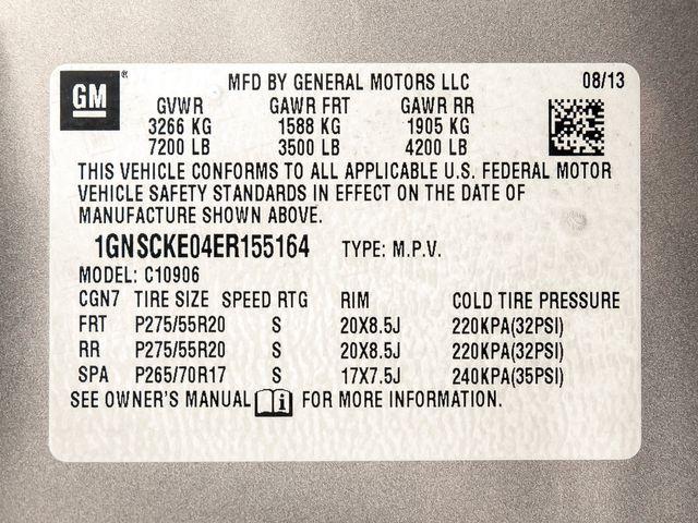 2014 Chevrolet Suburban LTZ Burbank, CA 34