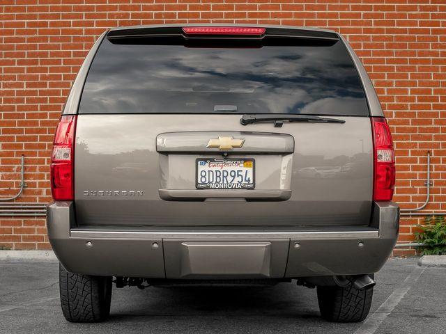 2014 Chevrolet Suburban LTZ Burbank, CA 5