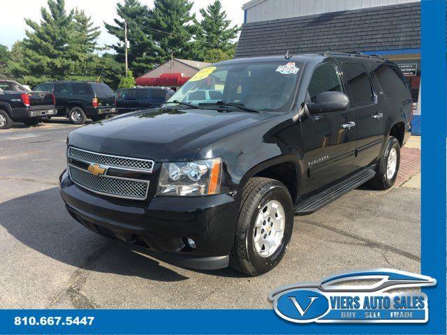 2014 Chevrolet Suburban LT 4WD