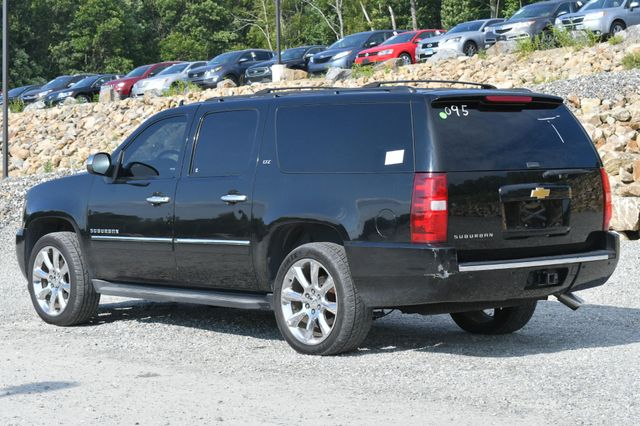 2014 Chevrolet Suburban LTZ Naugatuck, Connecticut 2