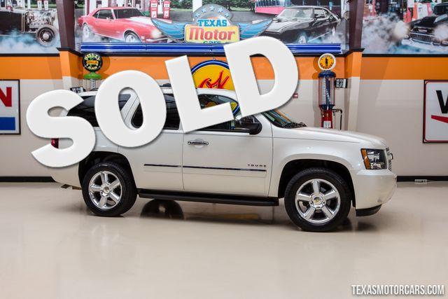 2014 Chevrolet Tahoe LTZ