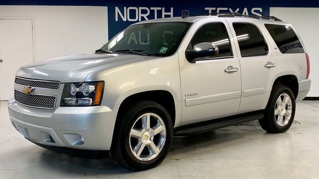 2014 Chevrolet Tahoe LTZ Quads Nav TV/DVD in Dallas, TX 75247