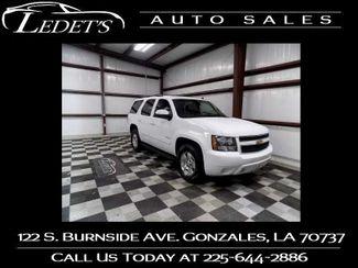 2014 Chevrolet Tahoe 1500  LS - Ledet's Auto Sales Gonzales_state_zip in Gonzales