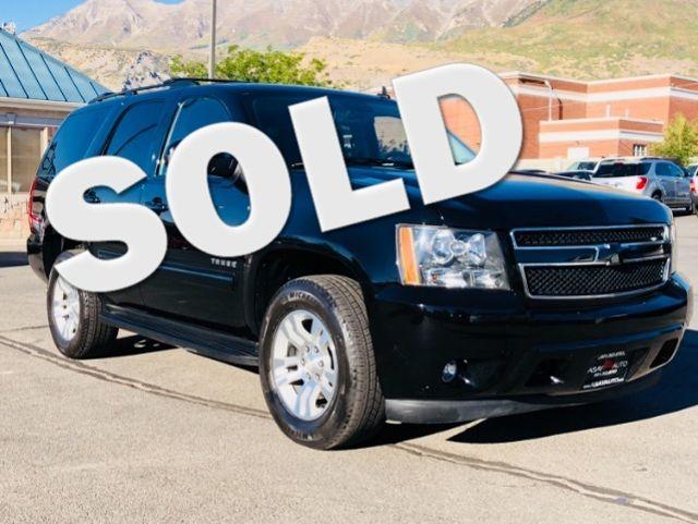2014 Chevrolet Tahoe LT LINDON, UT