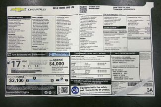 2014 Chevrolet Tahoe LTZ * 1-Owner * QUADS * Navi * DVD * Sunroof * 20s Plano, Texas 47