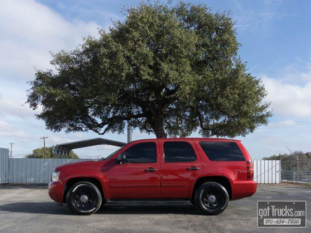 2014 Chevrolet Tahoe Commercial 5.3L V8