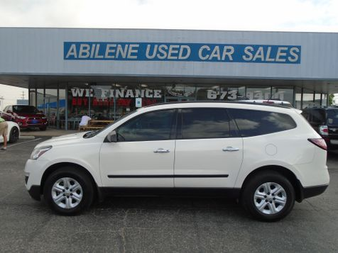 2014 Chevrolet Traverse LS in Abilene, TX