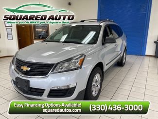 2014 Chevrolet Traverse LS in Akron, OH 44320