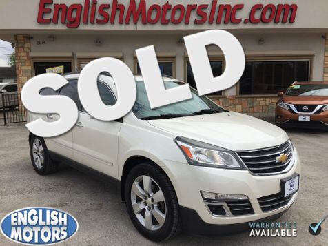 2014 Chevrolet Traverse LTZ in Brownsville, TX