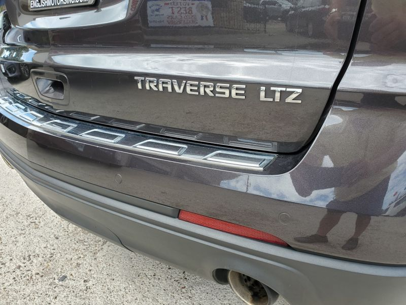 2014 Chevrolet Traverse LTZ  Brownsville TX  English Motors  in Brownsville, TX