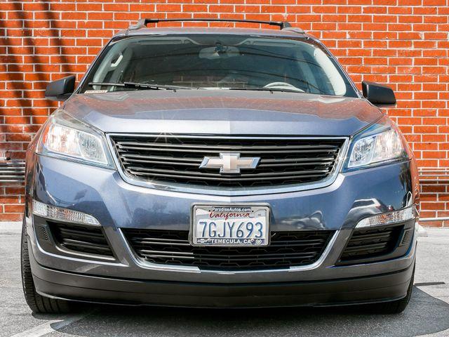2014 Chevrolet Traverse LS Burbank, CA 2