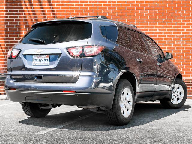 2014 Chevrolet Traverse LS Burbank, CA 5