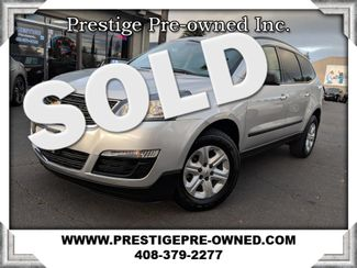 2014 Chevrolet TRAVERSE LS  in Campbell CA