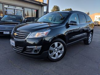 2014 Chevrolet TRAVERSE LTZ  in Campbell CA