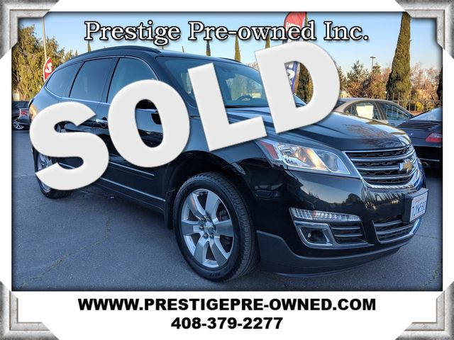2014 Chevrolet TRAVERSE AWD LTZ  in Campbell CA