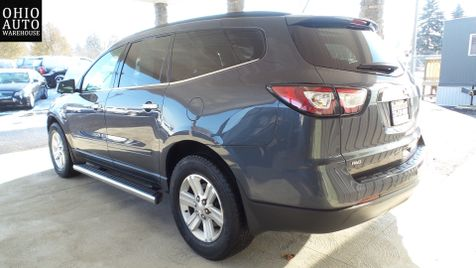 2014 Chevrolet Traverse LT AWD 3rd Row V6 Clean Carfax We Finance | Canton, Ohio | Ohio Auto Warehouse LLC in Canton, Ohio