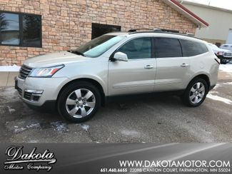 2014 Chevrolet Traverse LTZ Farmington, MN