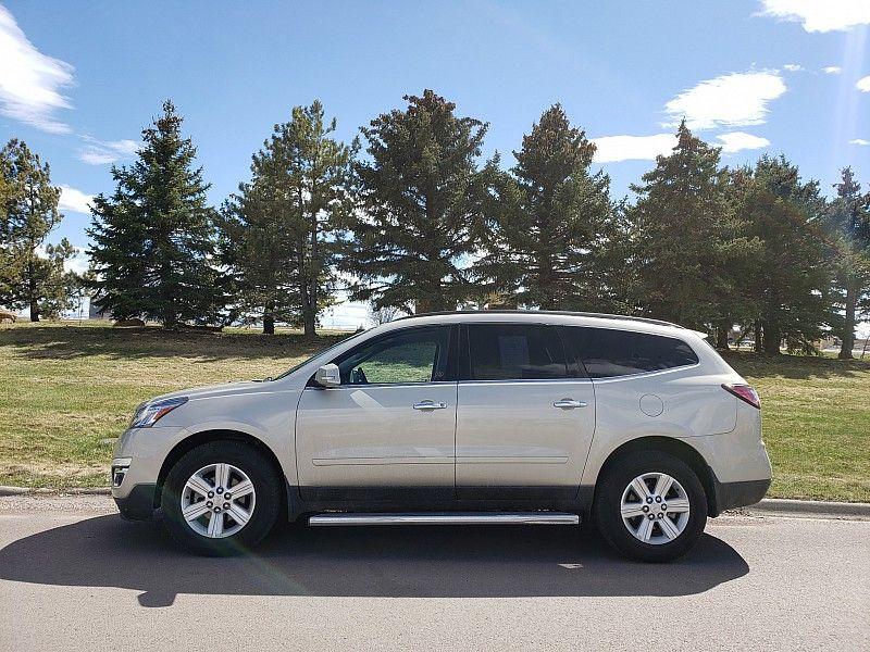 2014 Chevrolet Traverse LT  city MT  Bleskin Motor Company   in Great Falls, MT
