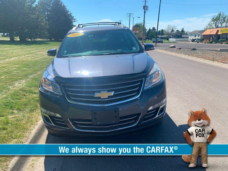2014 Chevrolet Traverse LTZ  city MT  Bleskin Motor Company   in Great Falls, MT