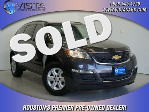2014 Chevrolet Traverse LS in Houston, Texas