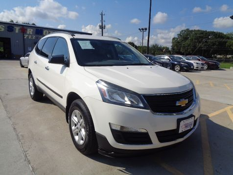 2014 Chevrolet Traverse LS in Houston