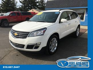 2014 Chevrolet Traverse LT in Lapeer, MI 48446