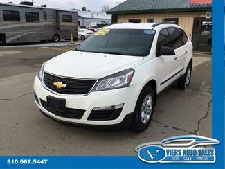 2014 Chevrolet Traverse LS in Lapeer, MI 48446