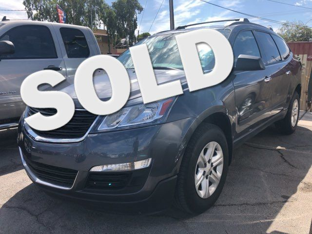 2014 Chevrolet Traverse LS CAR PROS AUTO CENTER (702) 405-9905 Las Vegas, Nevada