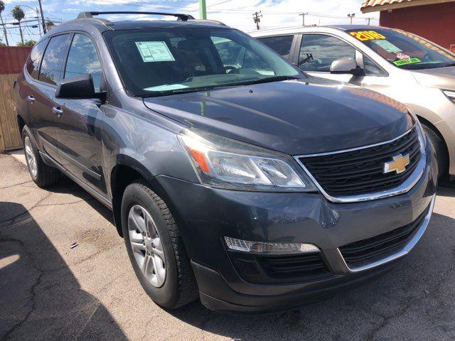 2014 Chevrolet Traverse LS CAR PROS AUTO CENTER (702) 405-9905 Las Vegas, Nevada 1