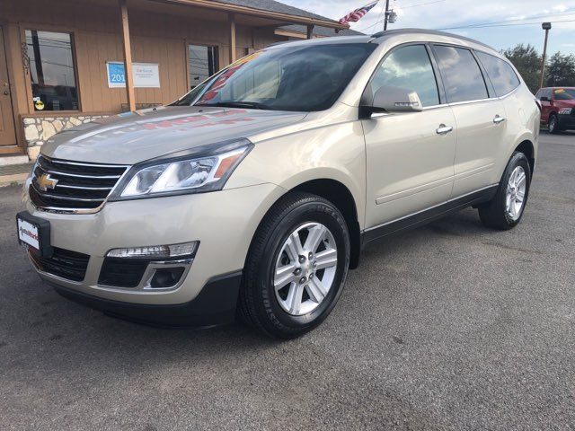 2014 Chevrolet Traverse LT in Marble Falls, TX 78654