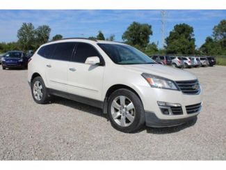 2014 Chevrolet Traverse LTZ in St. Louis, MO 63043