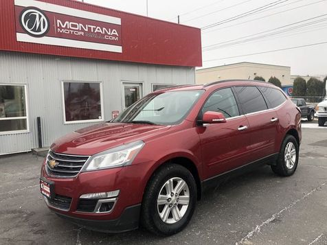 2014 Chevrolet Traverse LT in