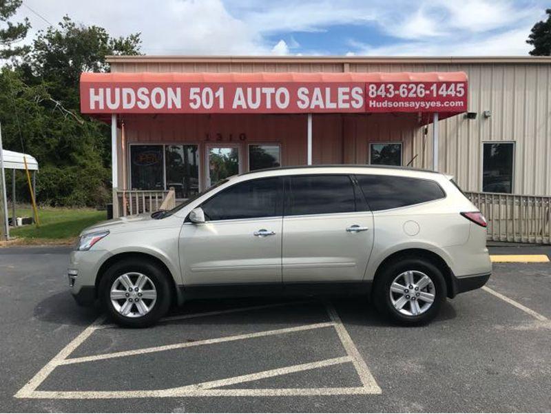 2014 Chevrolet Traverse LT | Myrtle Beach, South Carolina | Hudson Auto Sales in Myrtle Beach South Carolina